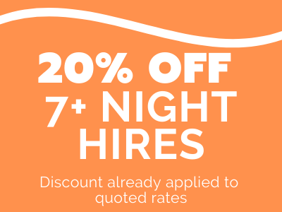 caravan rental sunshine coast  20% off 7 night hires
